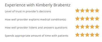 kimberly.brabentz.experience